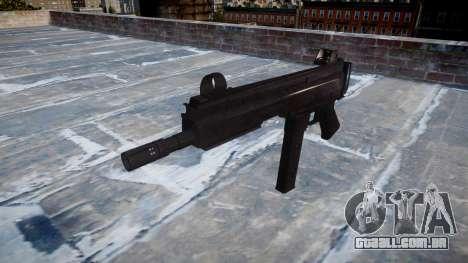 Arma SMT40 sem bunda icon2 para GTA 4