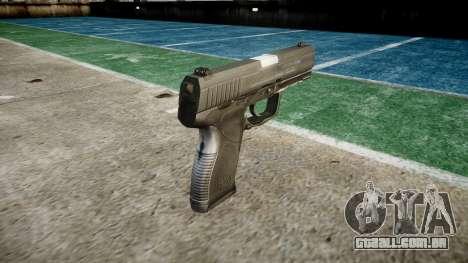 Pistola Taurus 24-7 preto icon3 para GTA 4 segundo screenshot