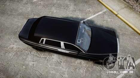 Rolls-Royce Phantom EWB para GTA 4 vista direita