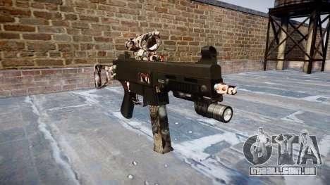Arma UMP45 Zumbis para GTA 4