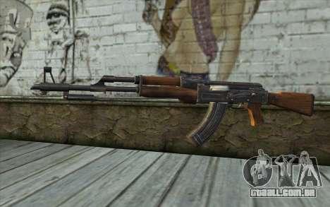 Тип 56 (АКМ) de Battlefield: Vietnam para GTA San Andreas