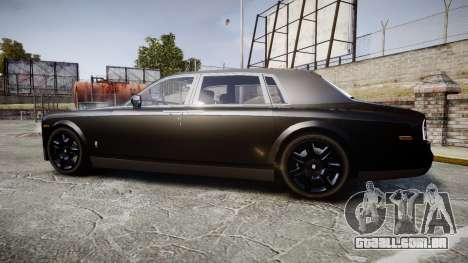 Rolls-Royce Phantom EWB para GTA 4 esquerda vista