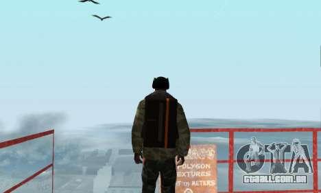 New parachute para GTA San Andreas terceira tela