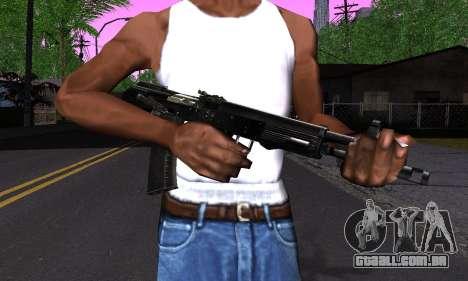 Guerra para GTA San Andreas terceira tela