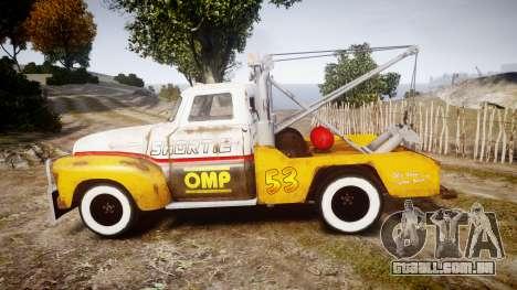 DMG Titan [EPM] OMP para GTA 4 esquerda vista