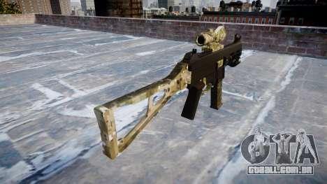 Arma UMP45 DEVGRU para GTA 4 segundo screenshot