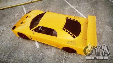 Livraga 350 para GTA 4 vista direita
