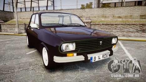 Dacia 1300 para GTA 4