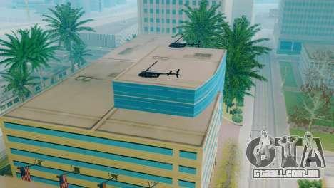 Veículos novos no LVPD para GTA San Andreas nono tela