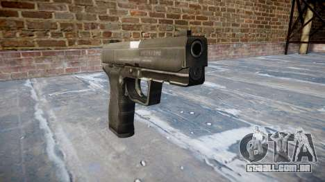 Pistola Taurus 24-7 preto icon1 para GTA 4