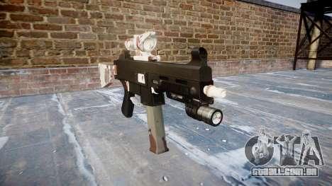 Arma UMP45 Choco para GTA 4