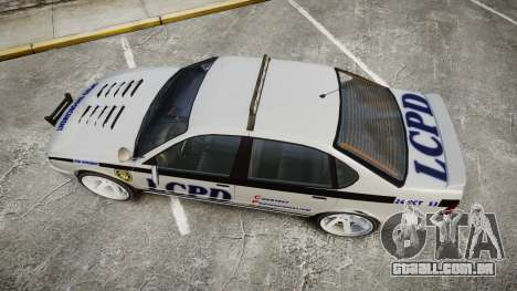 Declasse Merit Police Patrol Speed Enforcement para GTA 4 vista direita