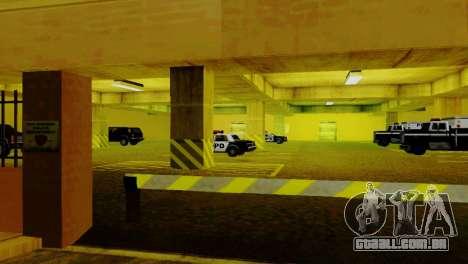 Veículos novos no LVPD para GTA San Andreas sexta tela
