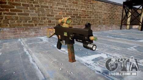 Arma UMP45 Selva para GTA 4
