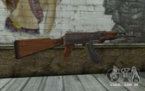 Тип 56 (АКМ) de Battlefield: Vietnam para GTA San Andreas segunda tela