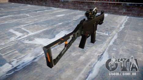 Arma UMP45 CE Digital para GTA 4 segundo screenshot