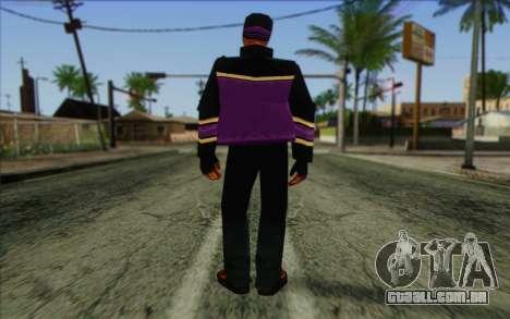 Hood from GTA Vice City Skin 1 para GTA San Andreas segunda tela