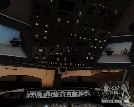 Boeing 737-800 World Travel Airlines (WTA) para o motor de GTA San Andreas