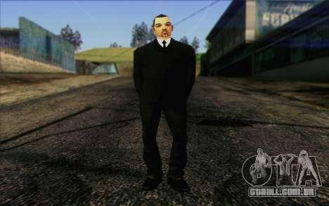 Leone from GTA Vice City Skin 1 para GTA San Andreas