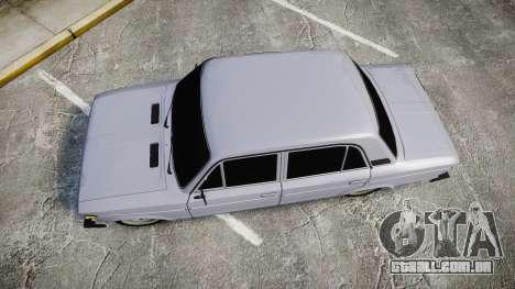 VAZ-2106 seis para GTA 4 vista direita