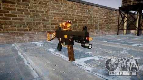 Arma UMP45 Elite para GTA 4