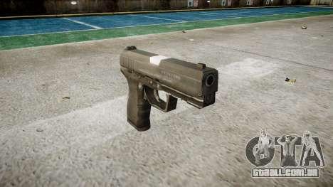 Pistola Taurus 24-7 preto icon3 para GTA 4