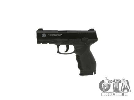 Pistola Taurus 24-7 preto icon2 para GTA 4 terceira tela