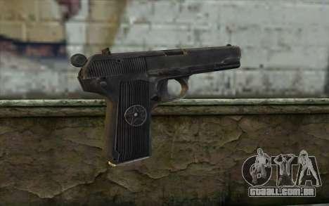 ТТ-33 de Battlefield: Vietnam para GTA San Andreas segunda tela