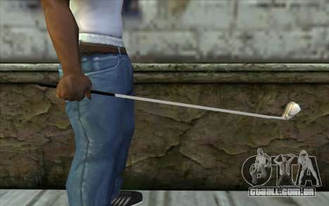 Golf Club from Beta Version para GTA San Andreas terceira tela