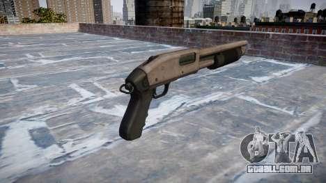 Riot espingarda Mossberg 500 icon1 para GTA 4 segundo screenshot