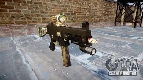 Arma UMP45 Ronin para GTA 4
