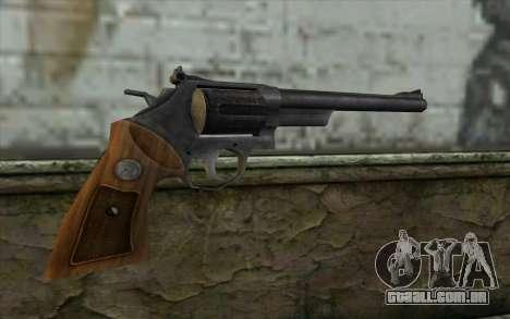 Revolver .44 Magnum from Battlefield: Vietnam para GTA San Andreas segunda tela