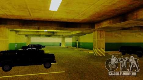 Veículos novos no LVPD para GTA San Andreas oitavo tela