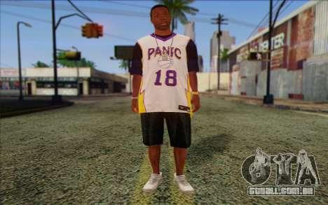 Ballas from GTA 5 Skin 3 para GTA San Andreas
