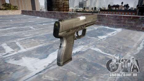 Pistola Taurus 24-7 preto icon1 para GTA 4 segundo screenshot