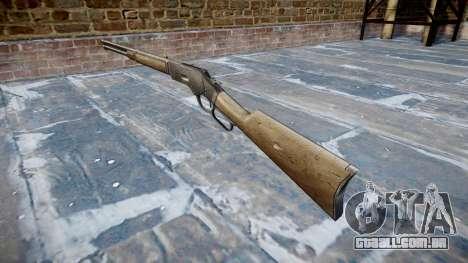 Rifle Winchester Modelo 1873 icon2 para GTA 4 segundo screenshot