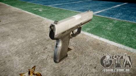 Pistola Taurus 24-7 de titânio icon3 para GTA 4 segundo screenshot