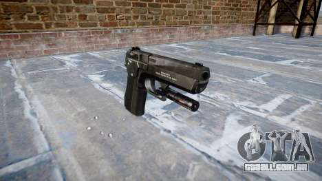 Gun Jericho 941 para GTA 4