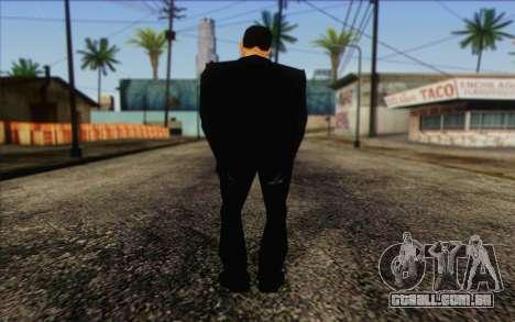 Leone from GTA Vice City Skin 2 para GTA San Andreas segunda tela