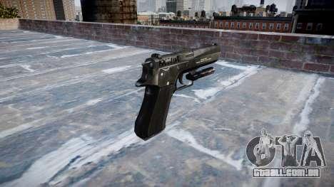 Gun Jericho 941 para GTA 4 segundo screenshot