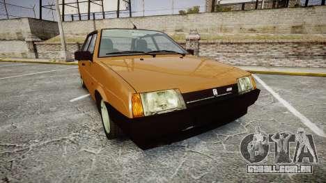 VAZ-2109 1500 eu para GTA 4