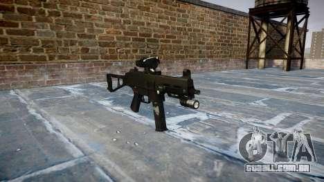 Arma UMP45 Fantasmas para GTA 4