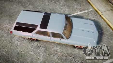 Oldsmobile Vista Cruiser 1972 Rims1 Tree6 para GTA 4 vista direita