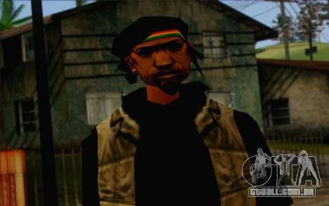 Yardies from GTA Vice City Skin 1 para GTA San Andreas terceira tela