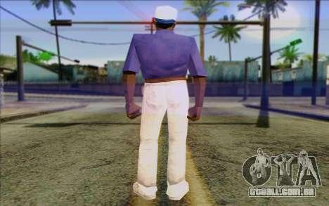 Haitian from GTA Vice City Skin 1 para GTA San Andreas segunda tela