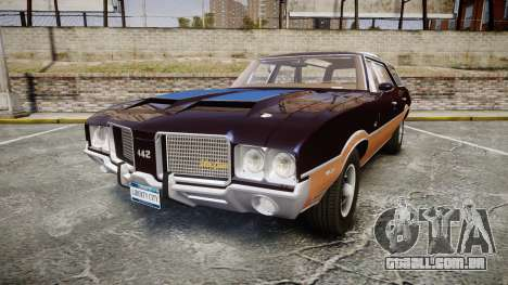 Oldsmobile Vista Cruiser 1972 Rims2 Tree2 para GTA 4