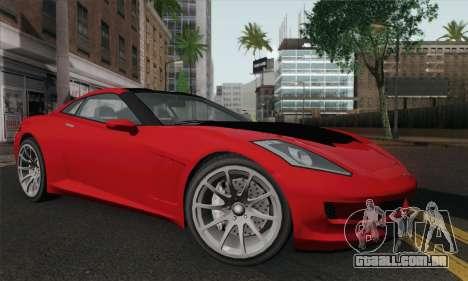 GTA 5 Invetero Coquette para GTA San Andreas