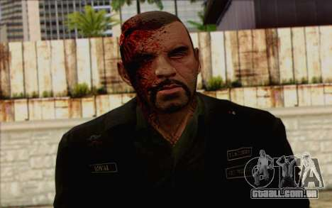Johnny Klebitz From GTA 5 para GTA San Andreas terceira tela