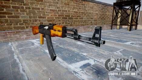 Kalashnikov para GTA 4