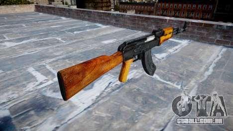 Kalashnikov para GTA 4 segundo screenshot